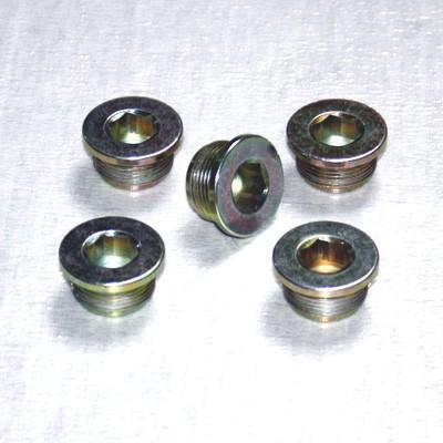 5 Schrauben Ölwanne
