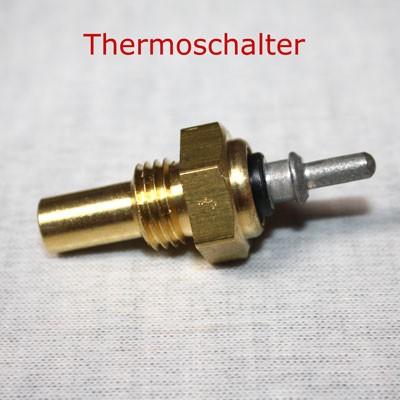 Thermofühler im Zylinderkopf