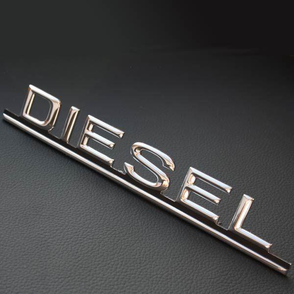 Typenschild Diesel W115