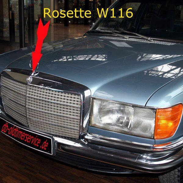 Rosette Stern W116