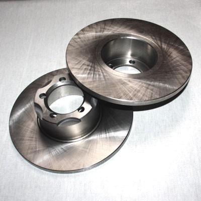 Bremsscheiben (2 Stk.) Vorderachse